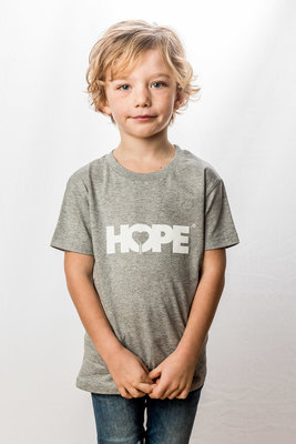 T-shirt Boys/Girls 'HOPE'