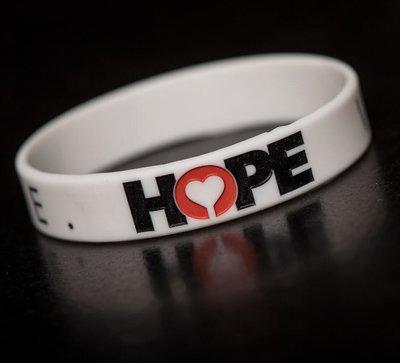 HOPE bracelets WE LOVE LIFE