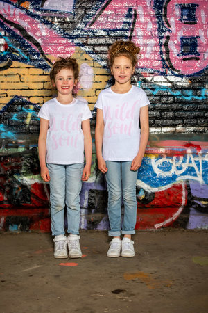 T-shirt Girls 'Wild Soul'