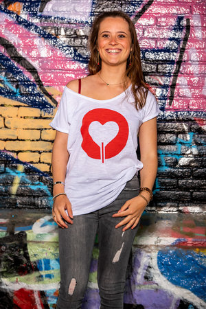 T-Shirt Women 'Heart'
