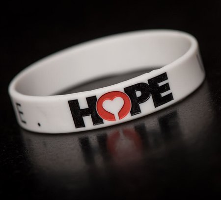 HOPE bracelets WE LOVE LIFE