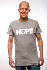 T-shirt Men 'HOPE'