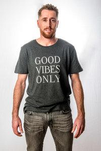 T-Shirt Men 'Good Vibes Only'