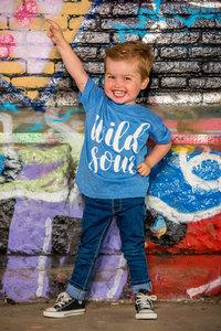 T-Shirt Boys 'Wild Soul'