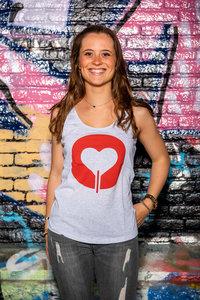 Tanktop Women 'Heart'